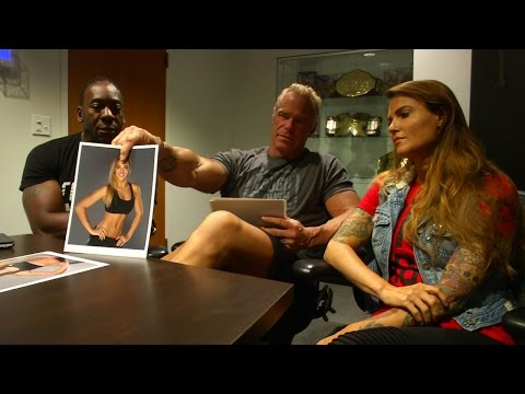 Which woman is a natural inside the ring?: WWE Tough Enough Digital Extra, August 4, 2015
