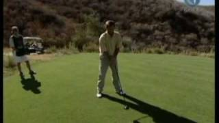 Golf Tip-Fred Couples-On Taking It Deep With The Driver