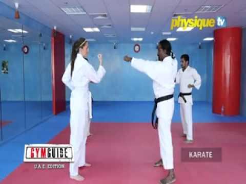 Karate at Renshi's Dubai