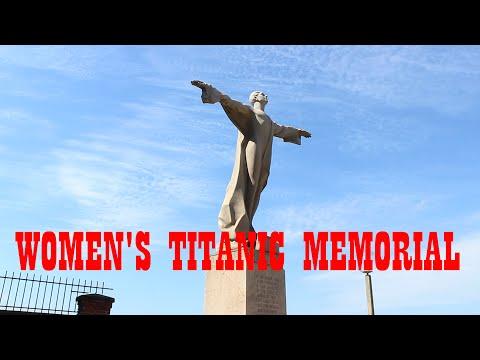 Washington DC Titanic Memorial from the Women of America