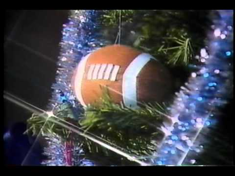 Dallas Cowboy's Christmas Song