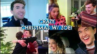CRAZY CHRISTMAS W/ ZOE
