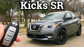 Full Review: 2020 Nissan Kicks Sr