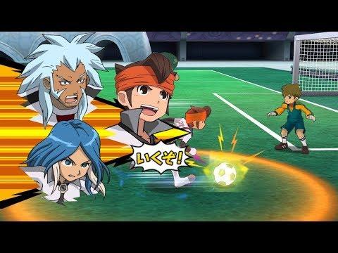 Inazuma Eleven Go Strikers 2013 The Genesis 2 Vs Neo Raimon Wii 1080p (Dolphin/Gameplay)