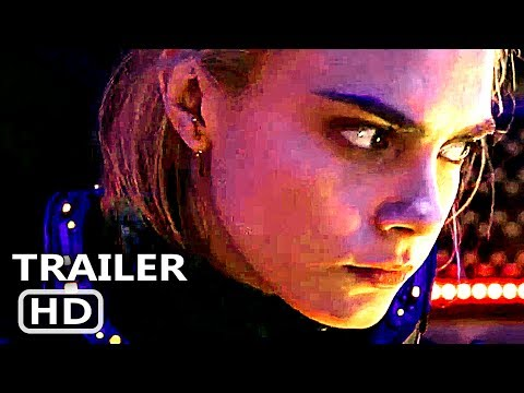VALERIAN Final Trailer (2017) Cara Delevingne, Sci Fi Movie HD
