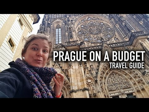 PRAGUE BUDGET TRAVEL GUIDE 🇨🇿 Prices, Things To Do, Eat & Se