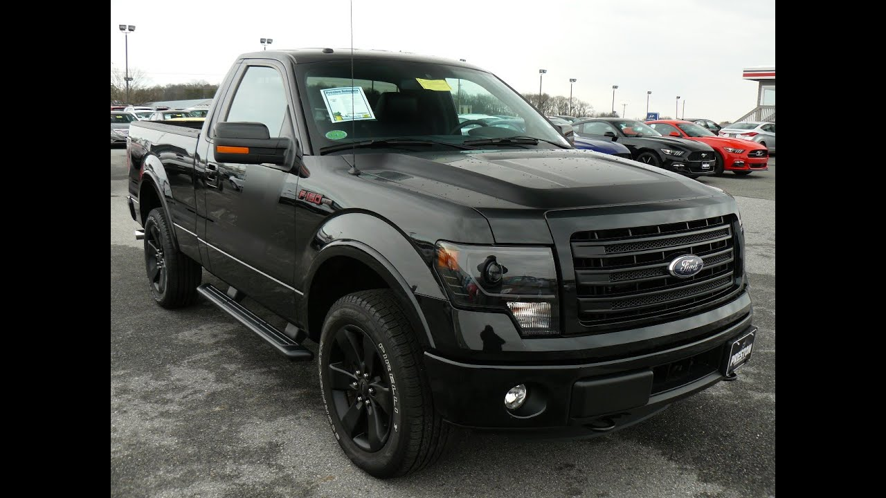 Used trucks for sale 2014 ford f150 tremor b7370