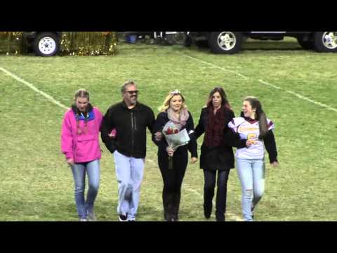 Mammoth High School Homecoming Halftime 2015