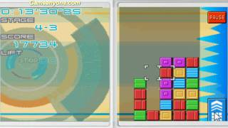 Planet Puzzle League Single Player Mode Stage 4