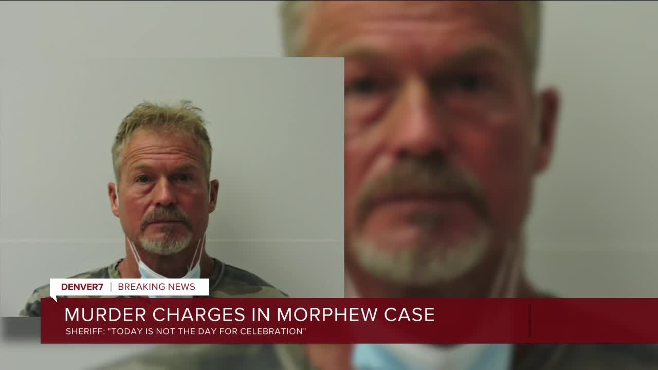 Suzanne Morphew case: Husband Barry Morphew arrested on ...