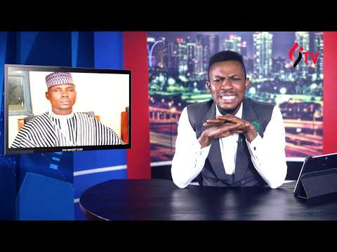 Dino Melaye about to lose his job? Badoo menace + more on Ep.14 of The Report Card