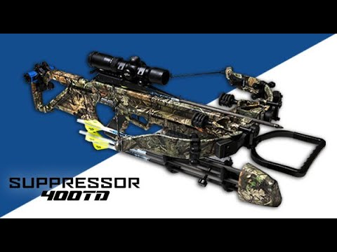 Excalibur 2020 SUPPRESSOR 400TD
