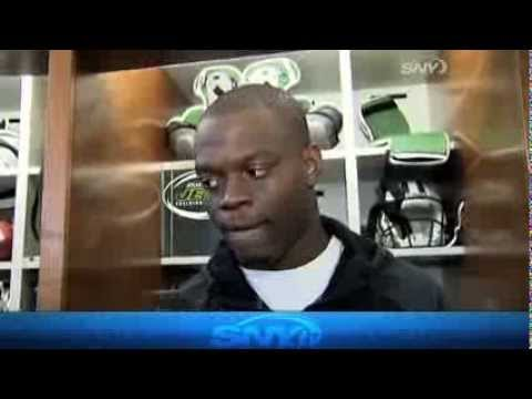 SNY's Jeane Coakley interviews Stephen Hill of the New York Jets