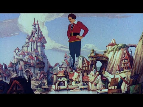 Best Old Cartoon || Gulliver's Travels (1939)  Full Movie