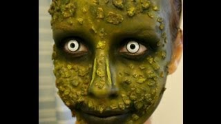 Halloween Series 2012: Swamp Thing tutorial