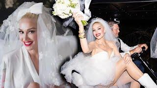 Blake Shelton and Gwen Stefani WEDDING: See Gwen's Stunning Bridal Look!