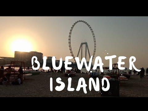 #Bluewaterisland#BLUE WATER ISLANDS – DUBAI|| World's largest Ferris Wheel in Dubai||Sebin Lifestyle