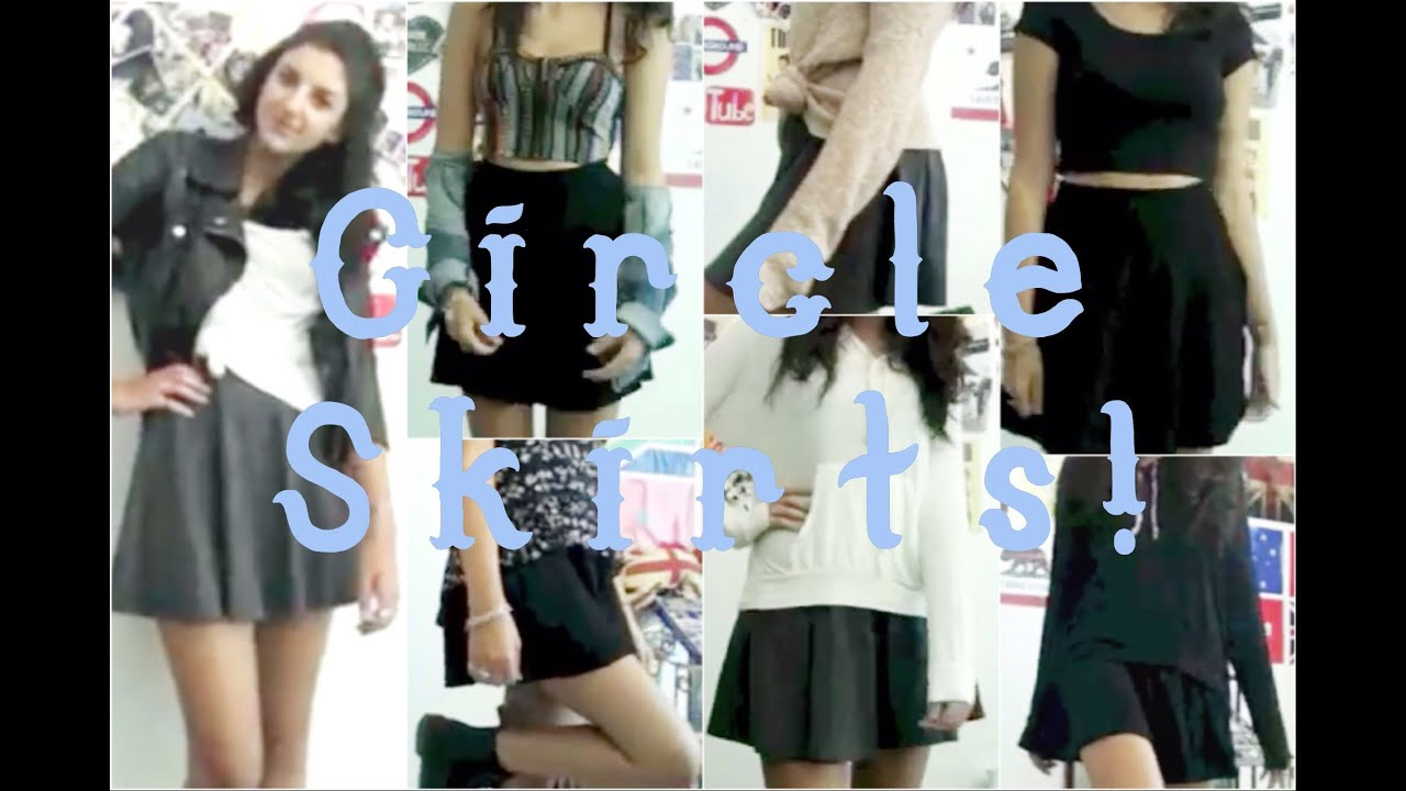 Styling: Circle Skirts! (11 Outfits!)