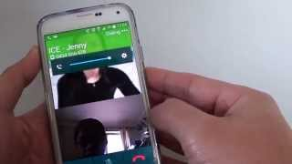 Samsung Galaxy S5: How to make Video Call