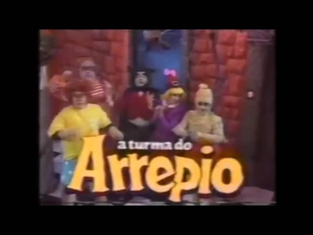 Chamada: Turma do Arrepio (1995)