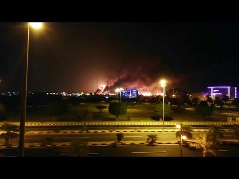 مسؤول أميركي: إيران وراء الهجوم على منشآت أرامكو النفطية  - نشر قبل 2 ساعة