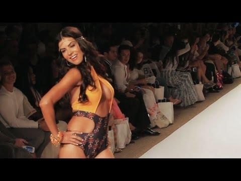 Keva | J Swimwear Show 2013 | Miami Swim Fashion Week ft Bikini Models | FashionTV