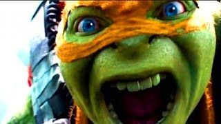Teenage Mutant Ninja Turtles Out of the Shadows Full Movie / All Cutscenes TMNT Game