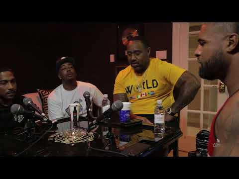 The Connect Podcast Episode 54 - Doughbeezy & Donnie Houston