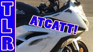 Why I Always Wear Gear | ATGATT | Ninja 300