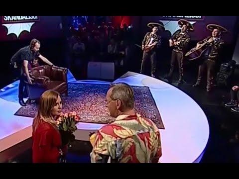 """Wojciech Cejrowski w programie A. Gozdyry """"Skandaliści"""" w Polsat News"""