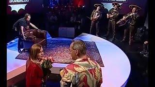 Wojciech Cejrowski w programie A Gozdyry Skandalici w Polsat News