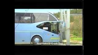 Yutong Bus Crash Test
