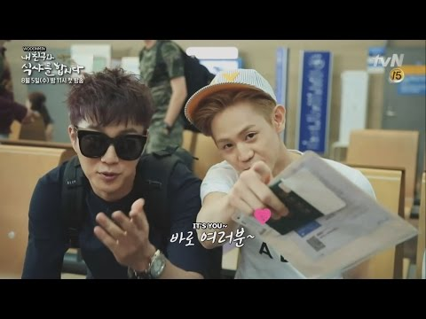 [ENG SUB] The person who comforts Doojoon and Yoseob whenever they feel lonely is?
