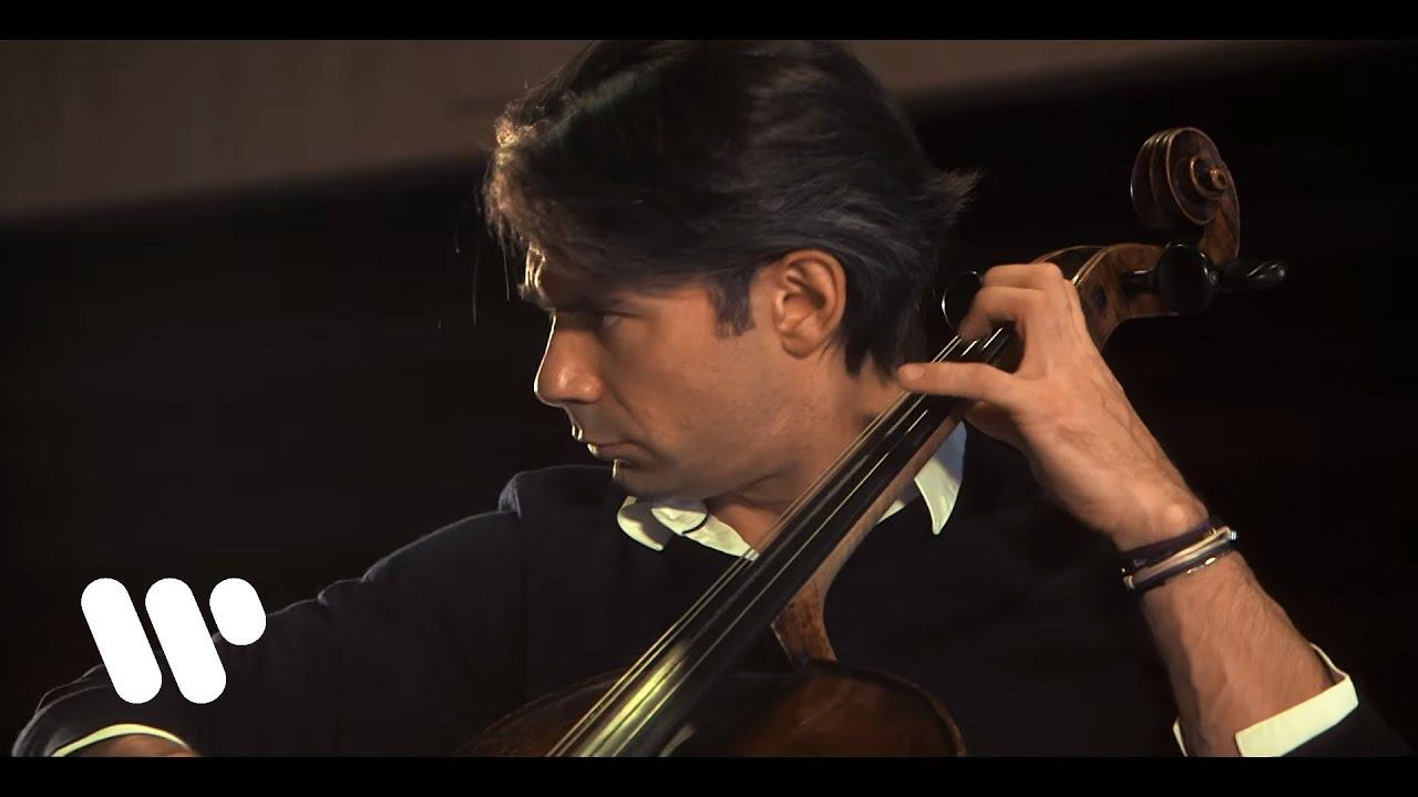 Gautier Capuçon plays J.S. Bach: Cello Suite No. 1 in G Major, BWV 1007: I. Prelude