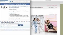 Bedhead Pajamas Coupon Code 2013 - How to use Promo Codes and Coupons for BedheadPJs.com