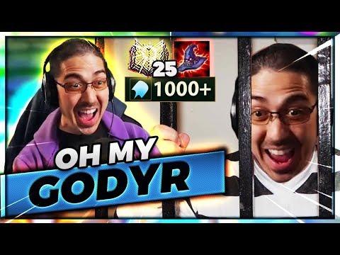 OH MY OH MY GODYR! | WHY DOES RITO REWARD BAD PLAYERS?! - Trick2G