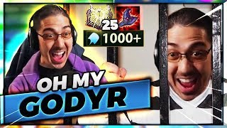OH MY OH MY GODYR! | WHY DOES RITO REWARD BAD PLAYERS?! - Trick2G