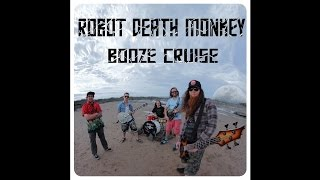 "Robot Death Monkey ""Honeyslide"""
