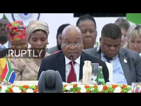 LIVE: Second day of BRICS summit gets underway
