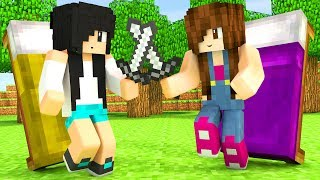 Minecraft Bed Wars - DUELO MINEGIRL thumbnail