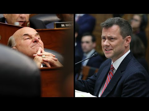 Rep. Gohmert launches personal attacks against Peter Strzok