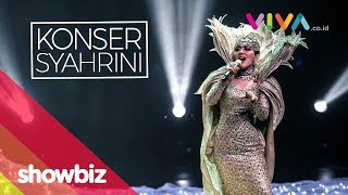 Kesan Najwa Shihab di Konser Syahrini