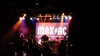 MAX/AC Back in Black Live 2014