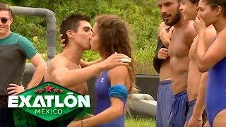 ¡Amor, peleas, fiesta y accidentes!| Exatlón