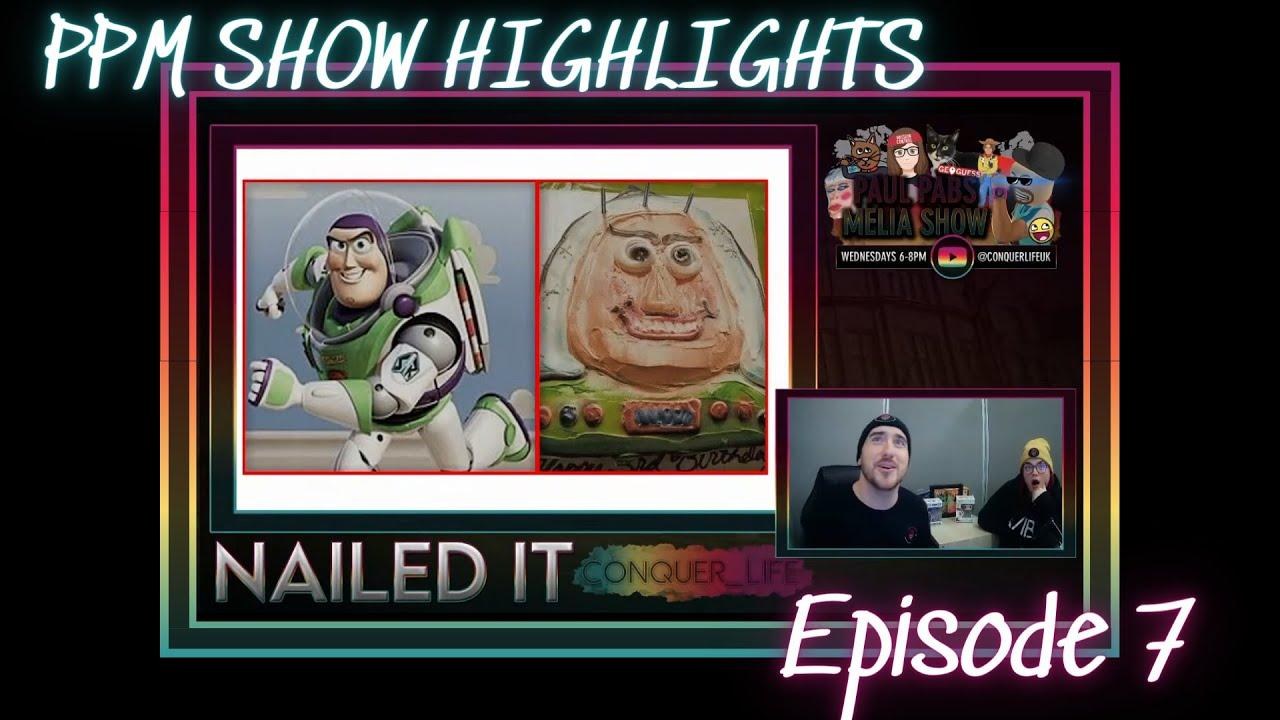 Paul Pabs Melia Show Highlights (E7)