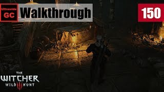 The Witcher 3: Wild Hunt [#150] - Novigrad: A Tome Entombed || Walkthrough