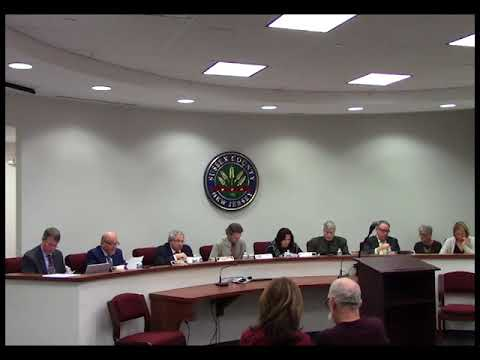 January 10 2018 Sussex County Board of Chosen Freeholders