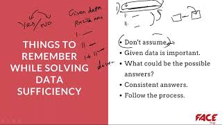 Logical Reasoning for Placements - Data Sufficiency for Infosys | Tricks and Questions | FACE Prep
