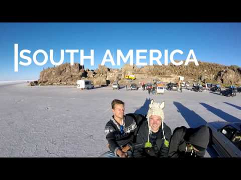 South America - Travelling 2016