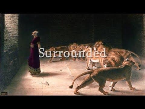 Surrounded Lyrics by Michael W Smith